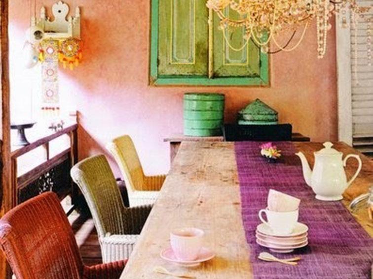 Vintage-Dining-Room