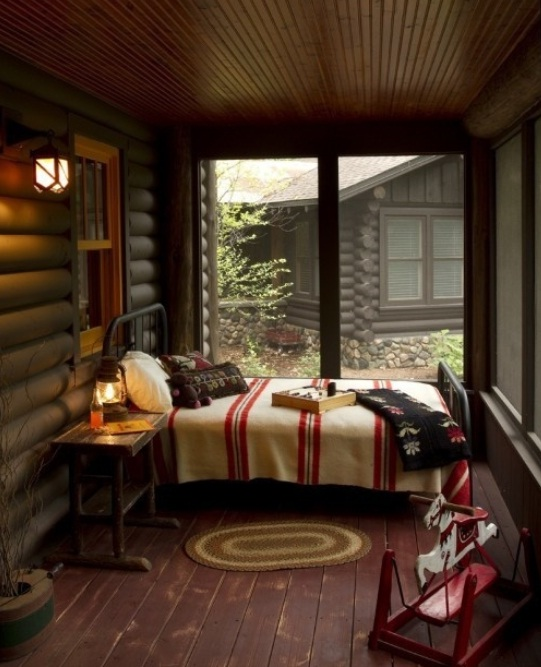 Boy Bedrooms Rustic Decorating Ideas