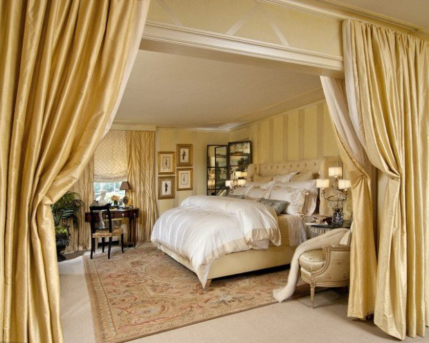 Elegant Luxury Master Bedroom Design Ideas
