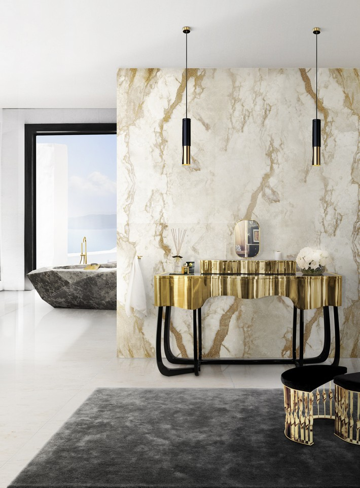 Hot Bathroom Trends for 2016