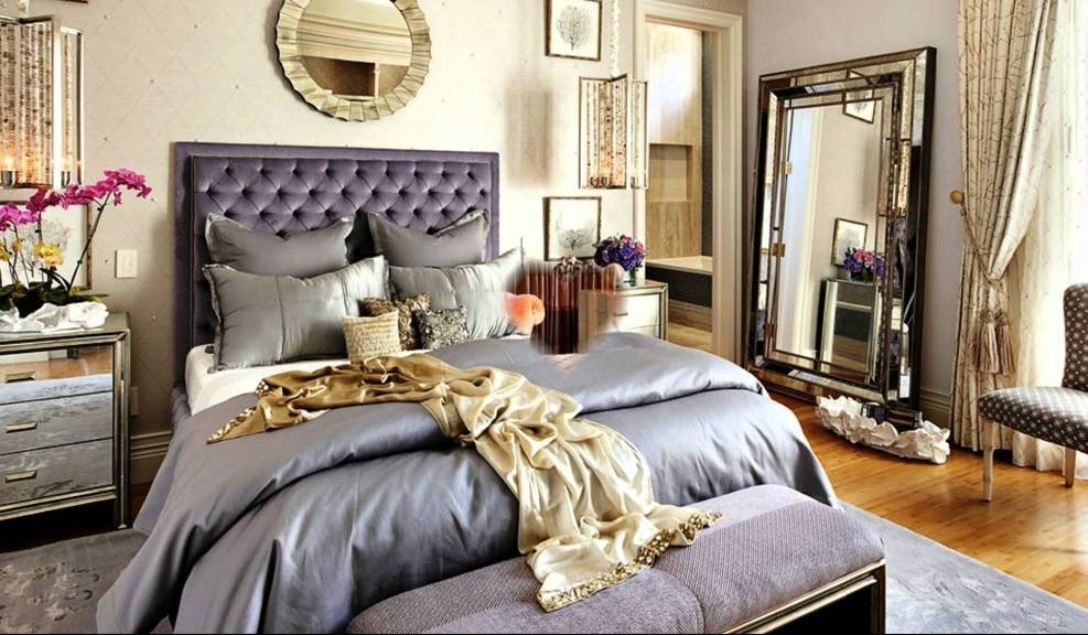 Romantic Luxury Master Bedroom Ideas
