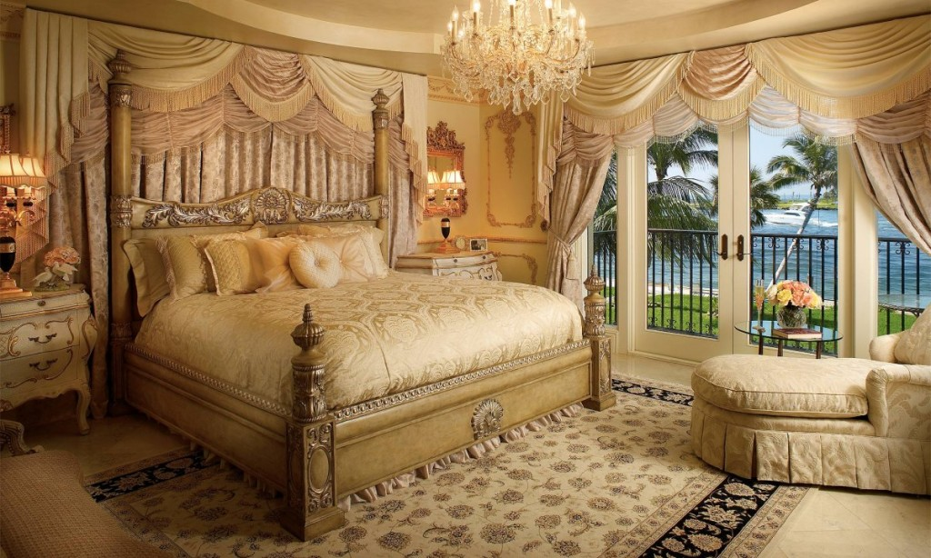 coastal luxury master bedroom