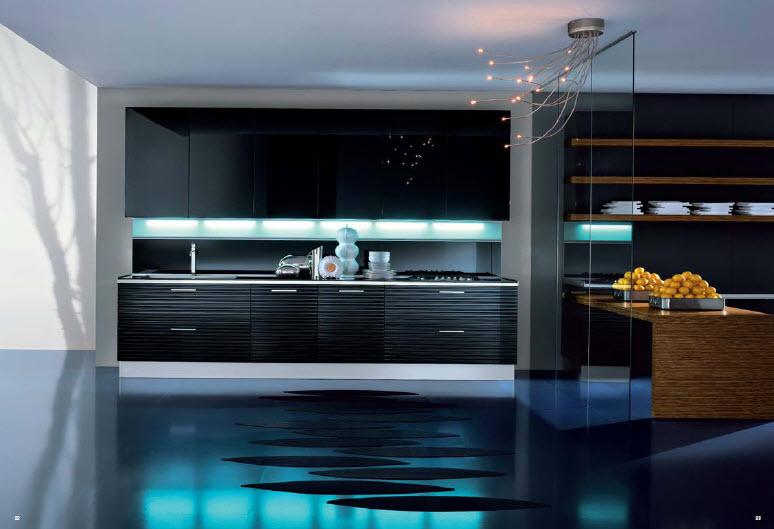 Luxurious Italian Kitchens
