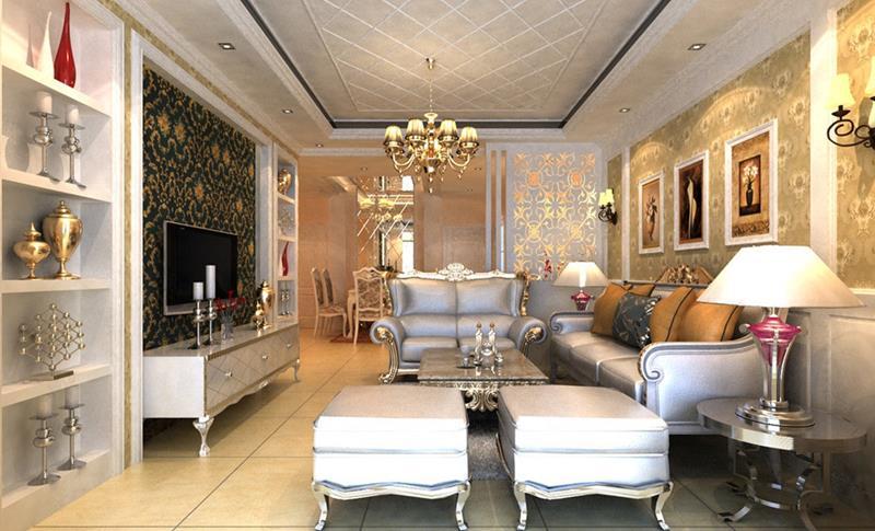 Luxury Living Room Designs