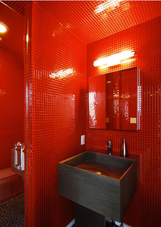 Small Bathroom Decorating Idea