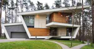 Moscow Based Modern House Design Inspiration