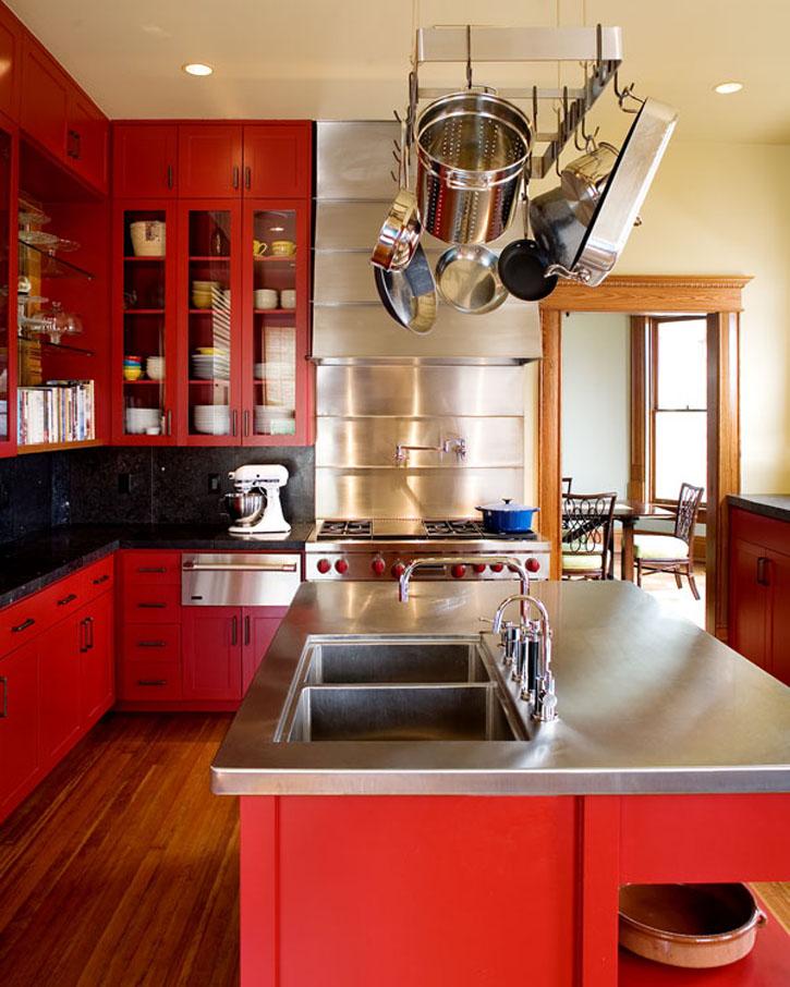 Red-Kitchen-Color-Scheme