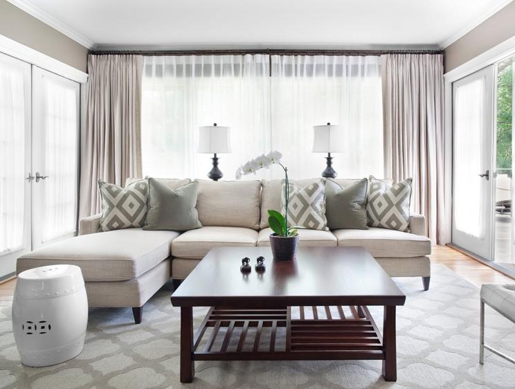 light furniture small living room