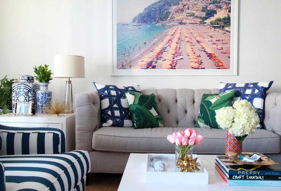 Effortlessly Cool Living Rooms