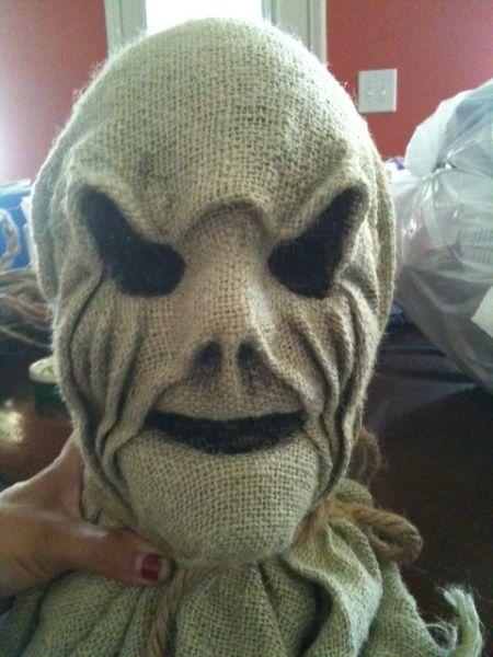 Creepy Scarecrow Decorations
