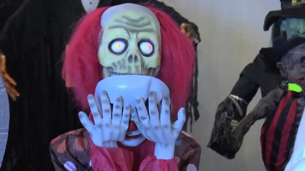 Scariest Halloween Decoration