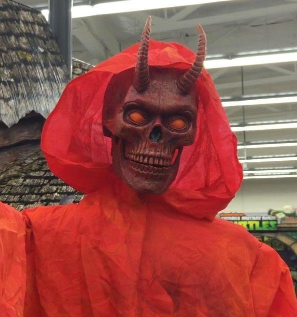 Spirit Halloween Store Animatronic Monsters
