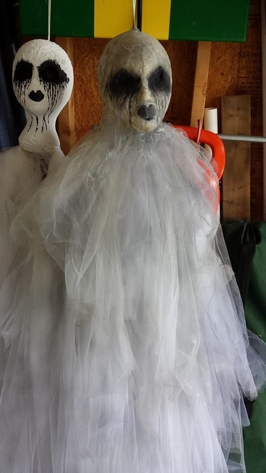 sugar-skull-Halloween-ghost-decorations