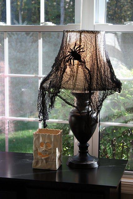 Halloween Lamp Idea