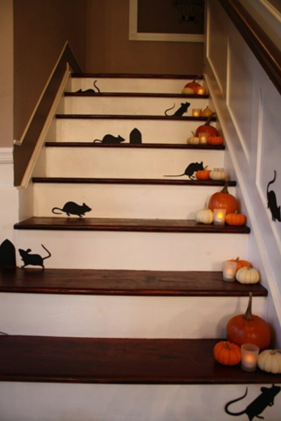 Indoor Halloween Decoration Ideas (1)