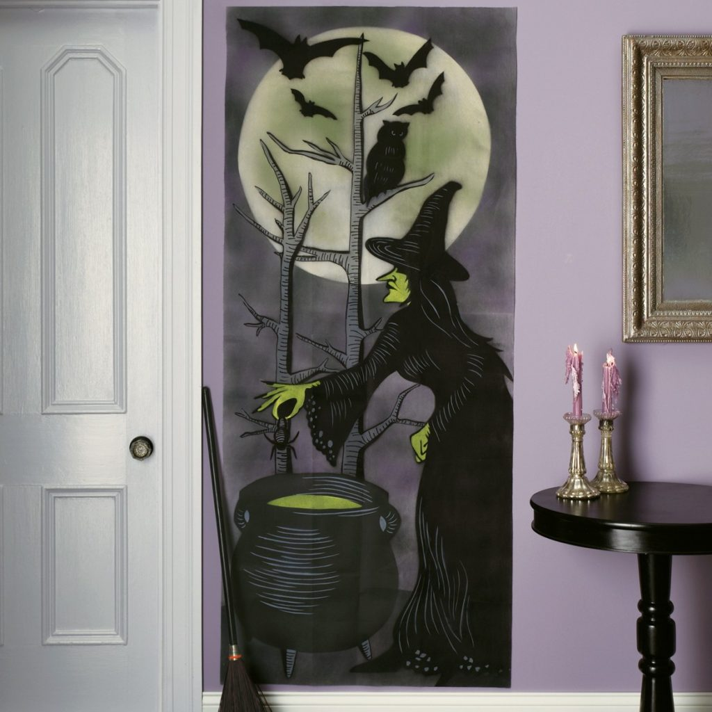 Indoor Halloween Decoration Ideas (11)