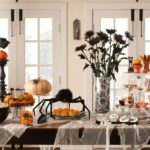 20 Cute Indoor Halloween Decoration Ideas
