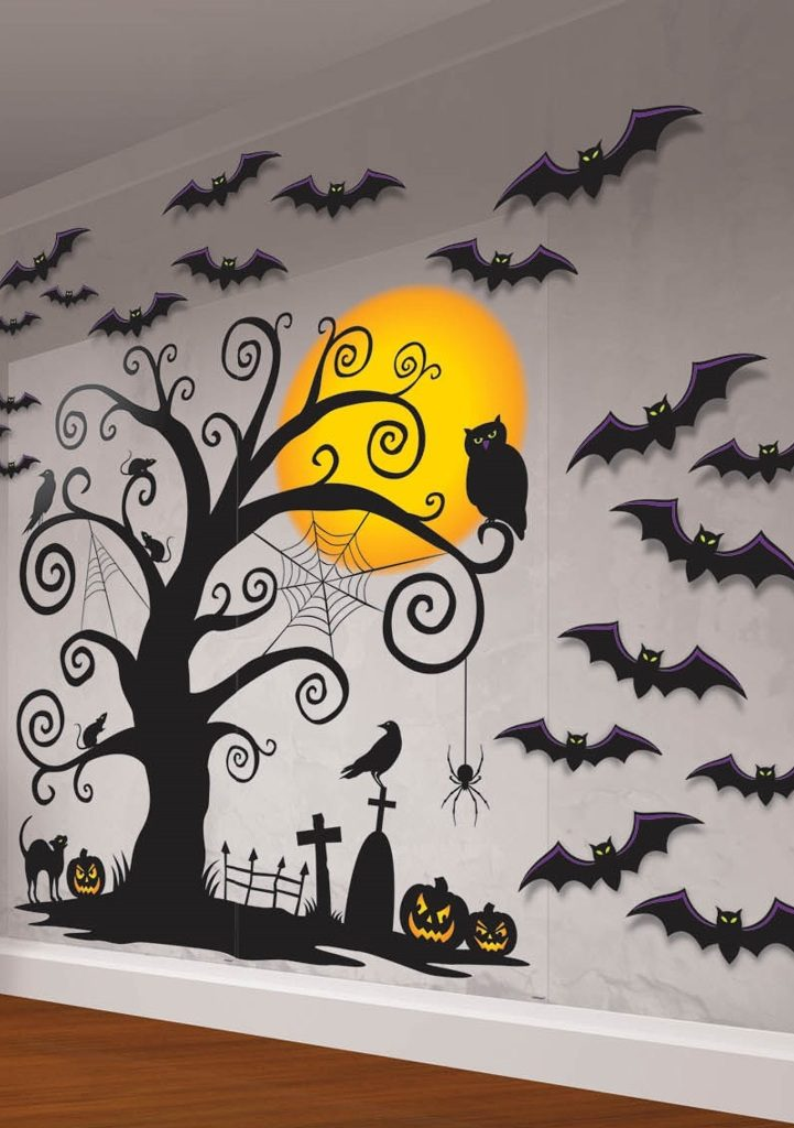 Indoor Halloween Decoration Ideas (16)