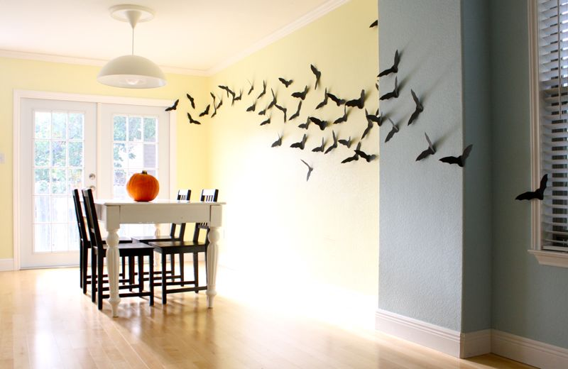 Indoor Halloween Decoration Ideas (2)