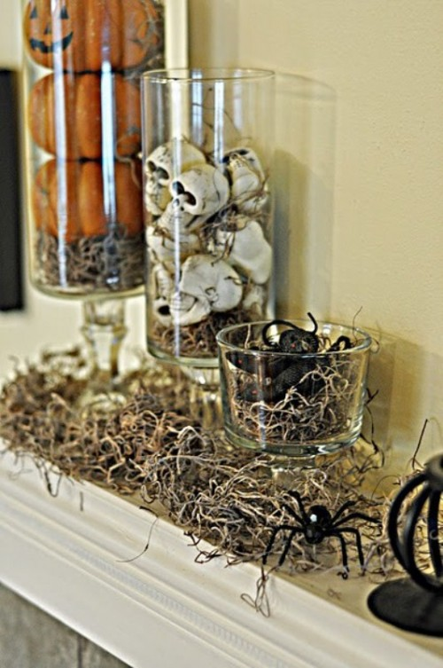 Indoor Halloween Decoration Ideas (8)