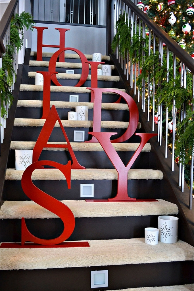 christmas-stairs-decoration-modern-style