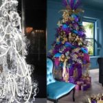 21 Elegant Christmas Trees Decoration Ideas