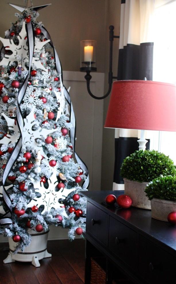 elegant-christmas-trees-decoration-ideas-19
