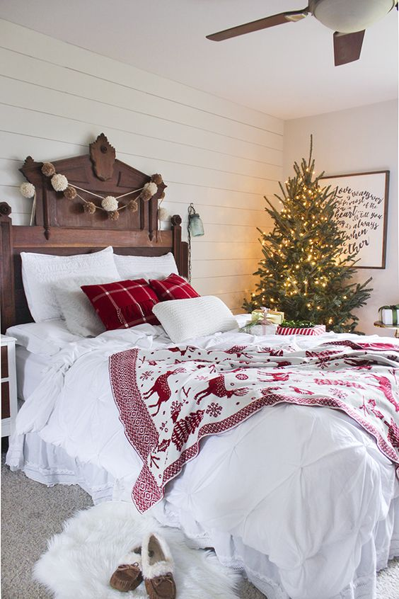 christmas-bedroom-decoration-2