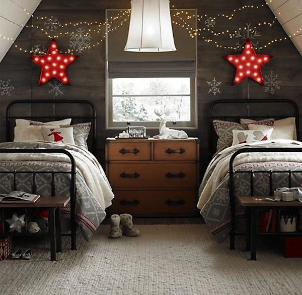 christmas-bedroom-decoration-23
