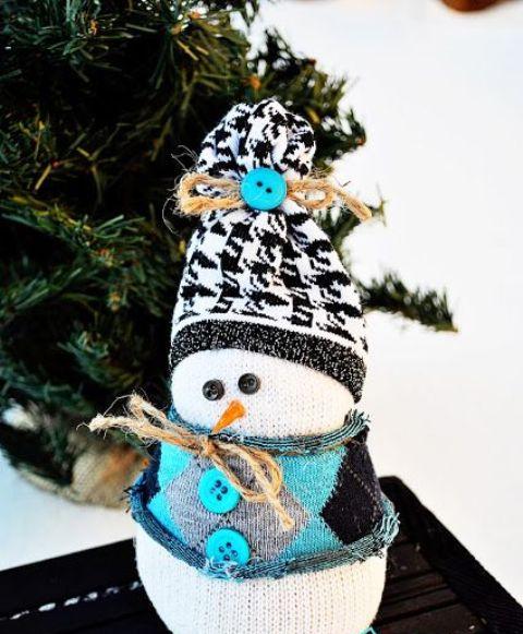 snowman-christmas-decoration-ideas-10