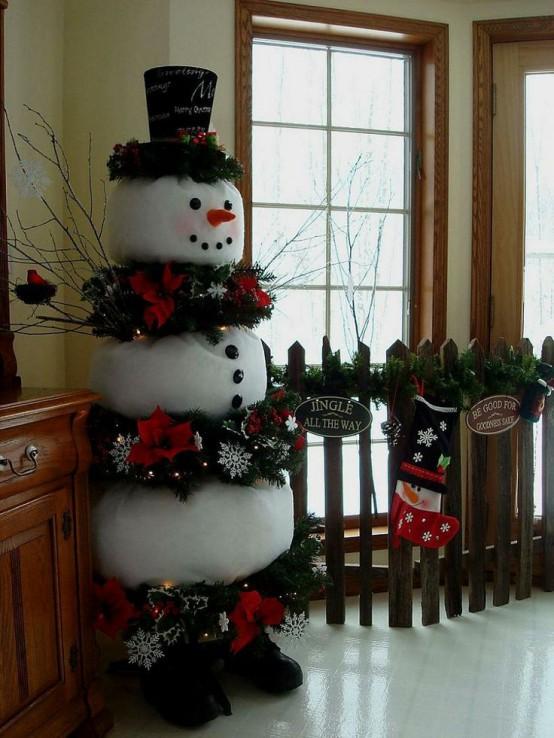 snowman-christmas-decoration-ideas-8