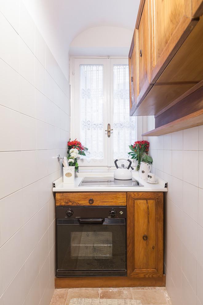Small Farmhouse Style Kitchen