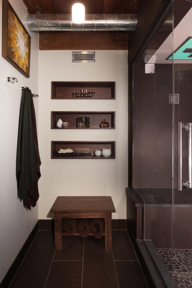 Industrial Sauna Design