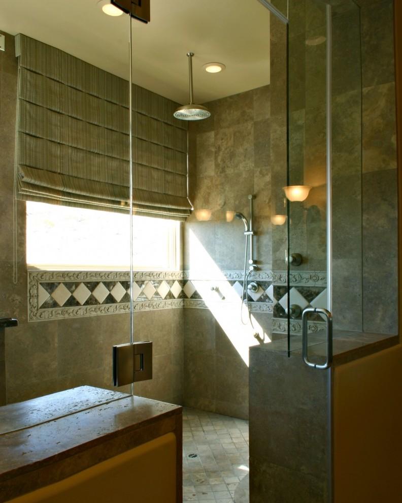 Mediterranean Sauna Design