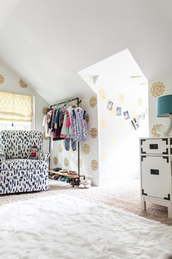 Contemporary Girls Bedroom