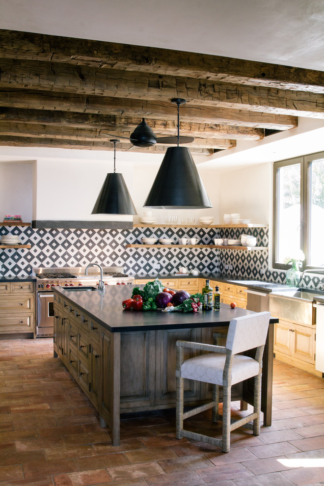 Mediterranean Kitchen Design