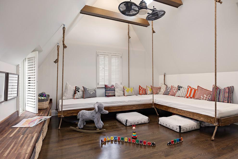 Transitional Kids Bedroom