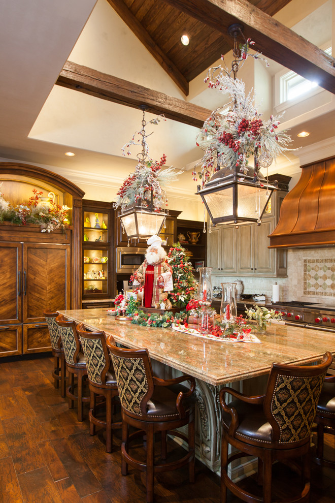 Christmas Kitchen Decoration Ideas