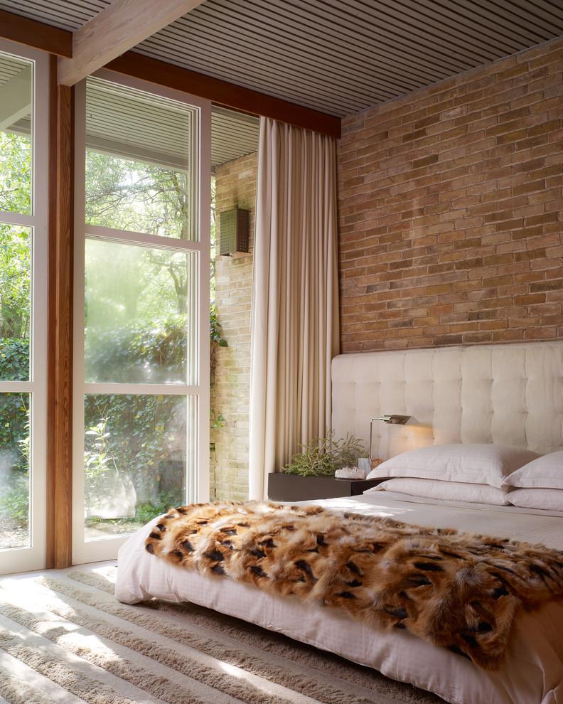 Midcentury Master Bedroom