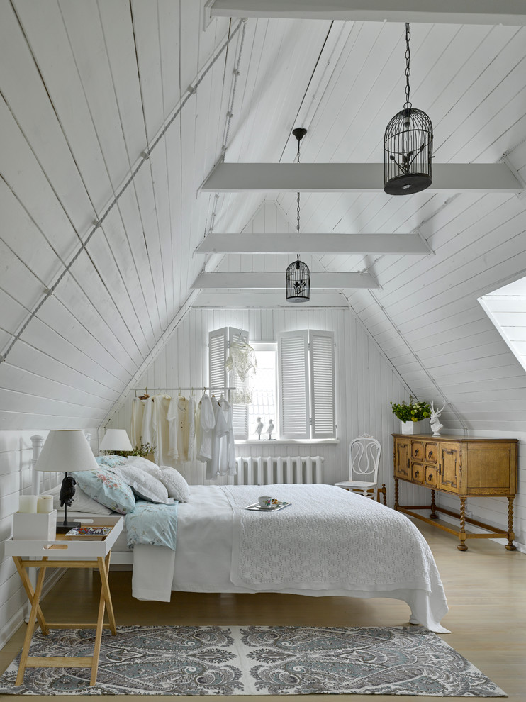 Shabby-Chic Style Master Bedroom