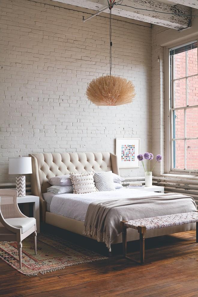 Loft Industrial Bedroom