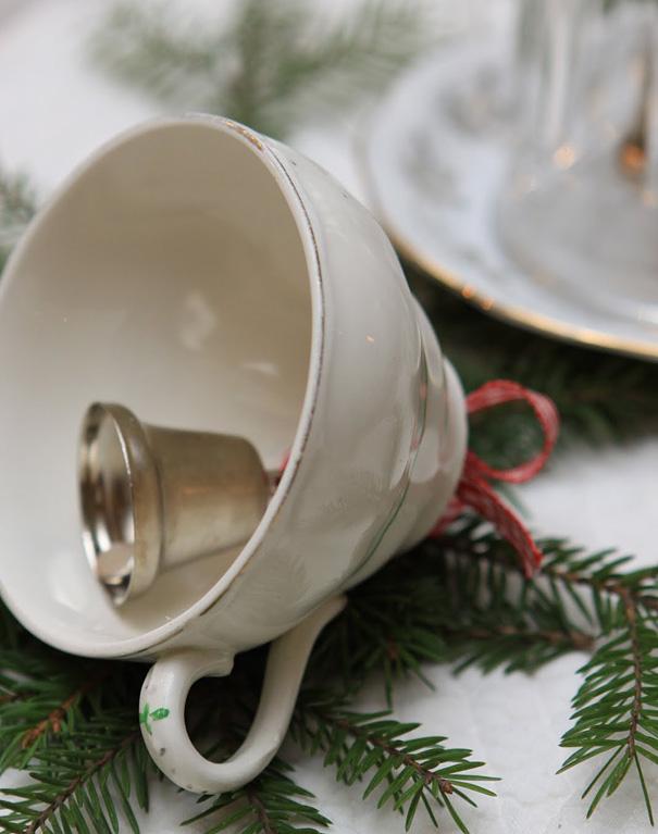 Tea Cup Ornament