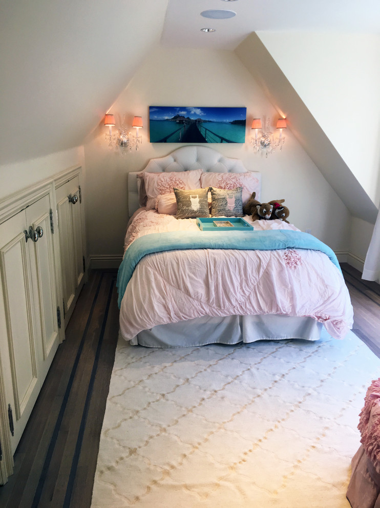 Victorian Loft-Style Bedroom