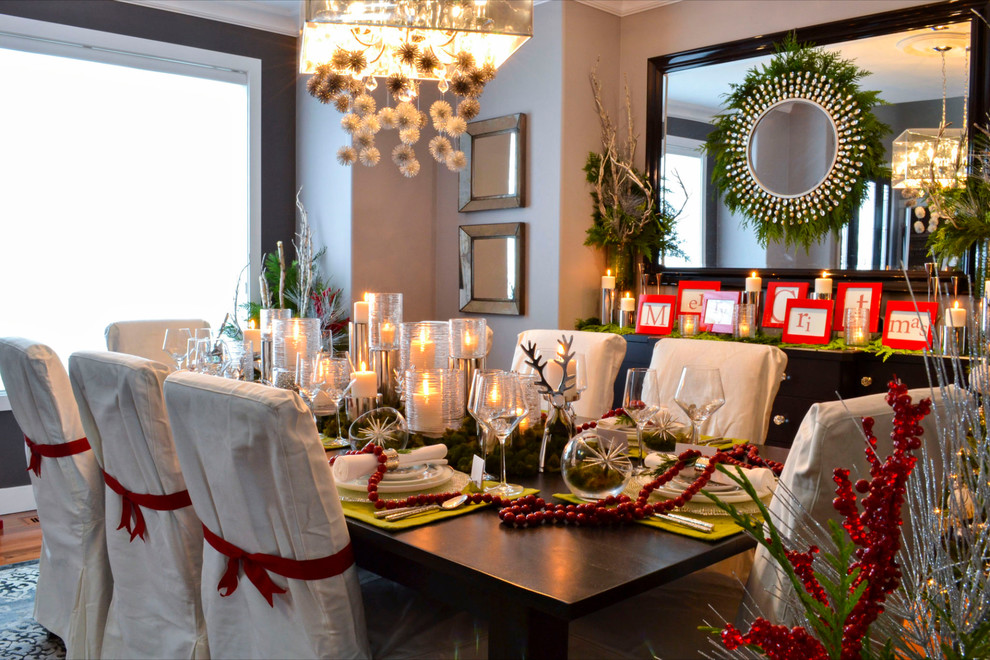 traditional-dining-room-white