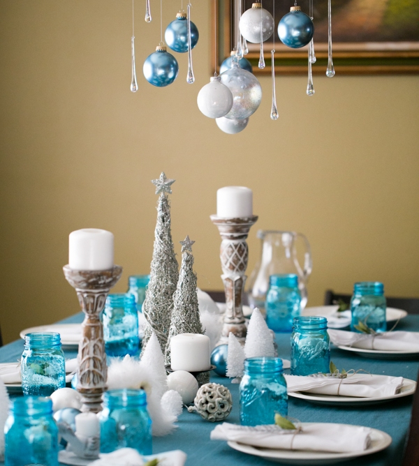 Fancy Christmas Dinner Party