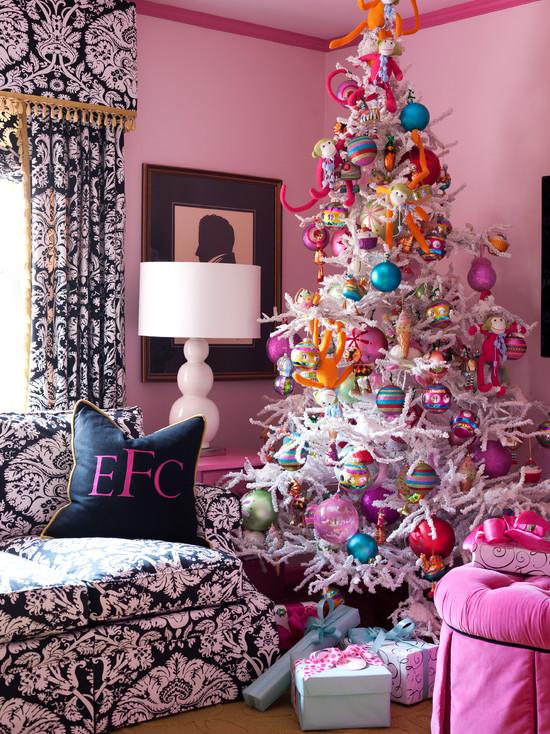 Christmas Living Room Decor Ideas (18)