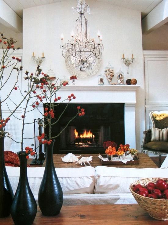 Christmas Living Room Decor Ideas (40)