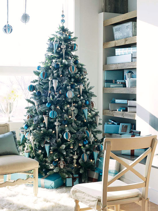 Christmas Living Room Decor Ideas (8)