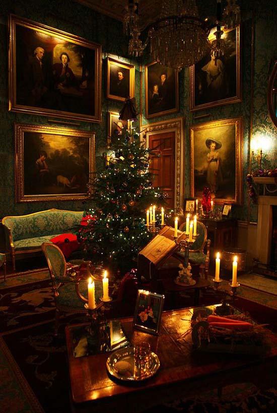 Christmas at Castle Howard