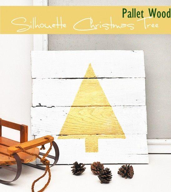 DIY Christmas Wall Art Ideas Thewowdecor (15)